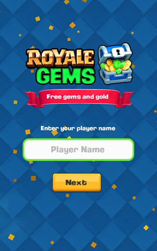 Royale Gems PRANK скриншот 2