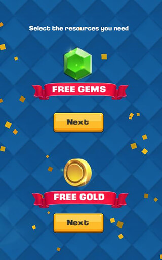 Royale Gems PRANK скриншот 4