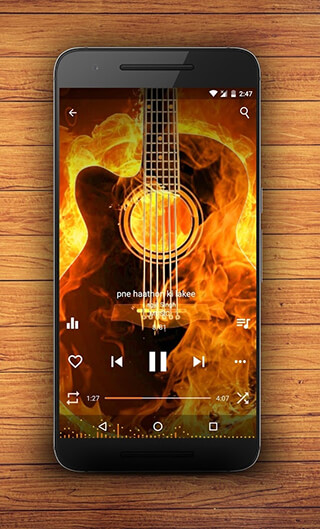 Music Player скриншот 1