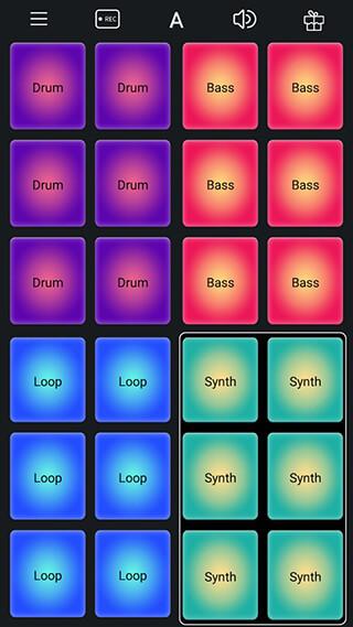 Electro Drum Pad скриншот 1
