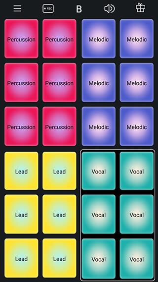 Electro Drum Pad скриншот 2