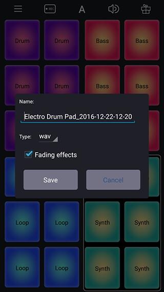 Electro Drum Pad скриншот 4