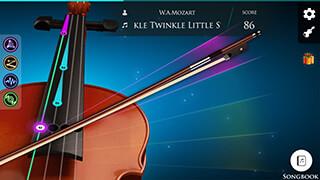 Violin: Magical Bow скриншот 1
