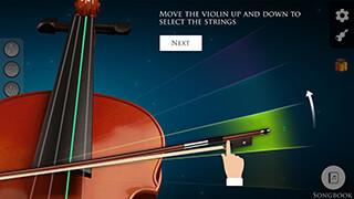 Violin: Magical Bow скриншот 3