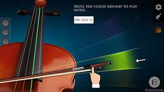 Violin: Magical Bow скриншот 4
