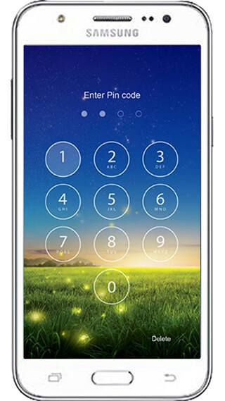 OS9 Lock Screen скриншот 3