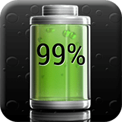Battery Widget Charge Level % иконка