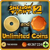 Gems for Shadow Fight 2 Prank иконка