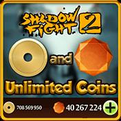 Gems for Shadow Fight 2 Prank иконка