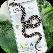 Snake On Screen Hissing Joke иконка