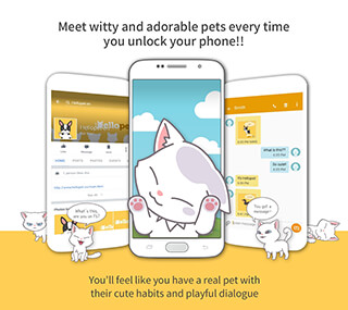 Hellopet: Cute Cats, Dogs and Other Unique Pets скриншот 1