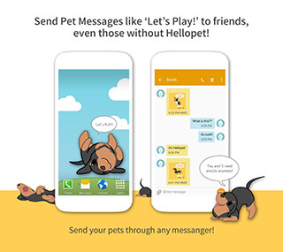 Hellopet: Cute Cats, Dogs and Other Unique Pets скриншот 2