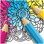 ColorMe: Coloring Book Free иконка