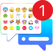 Messages: SMS, MMS, Call App иконка