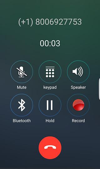 WePhone: Free Phone Calls and Cheap Calls скриншот 2
