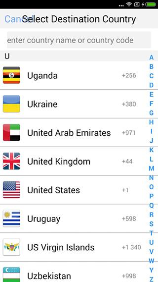 WePhone: Free Phone Calls and Cheap Calls скриншот 3