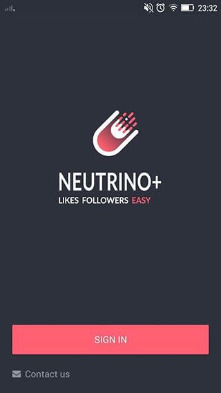 Neutrino+ скриншот 1