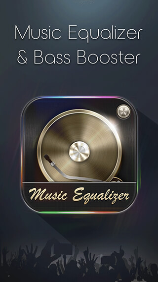 Equalizer: Music Bass Booster скриншот 1