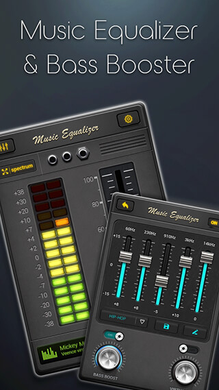 Equalizer: Music Bass Booster скриншот 4
