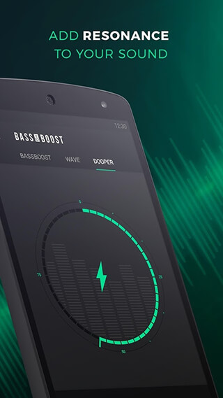 Bass Booster: Music Sound EQ скриншот 2