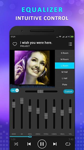 KX Music Player скриншот 2