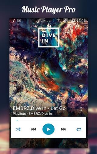 Music Player скриншот 2