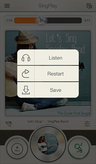 SingPlay: Karaoke Your MP3s скриншот 4