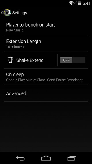 Sleep Timer: Turn Music Off скриншот 4