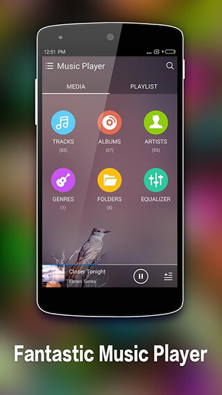 Music Player: Mp3 Player скриншот 1