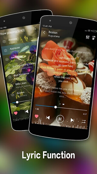 Music Player: Mp3 Player скриншот 4