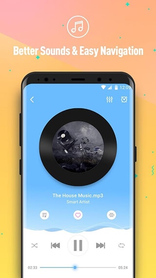 Lark Player: Top Music Player скриншот 3