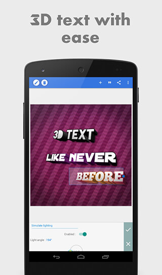 PixelLab: Text on Pictures скриншот 2