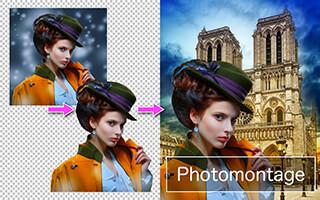 PhotoLayers: Superimpose, Eraser скриншот 1