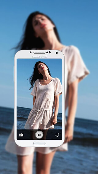 Camera for Android скриншот 1