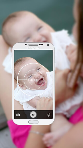 Camera for Android скриншот 2