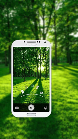 Camera for Android скриншот 3