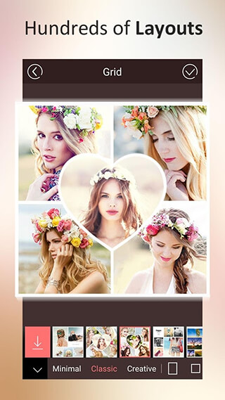 Photo Collage: Collage Maker скриншот 1