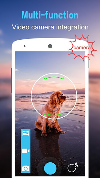 HD Camera for Android скриншот 2
