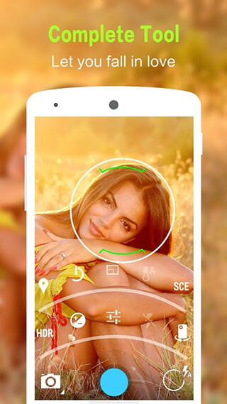 HD Camera for Android скриншот 3