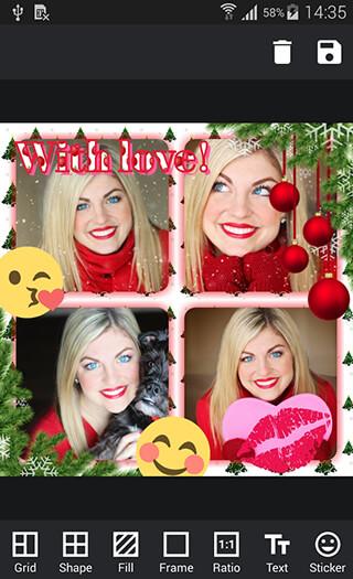 Photo Editor Collage MAX скриншот 3