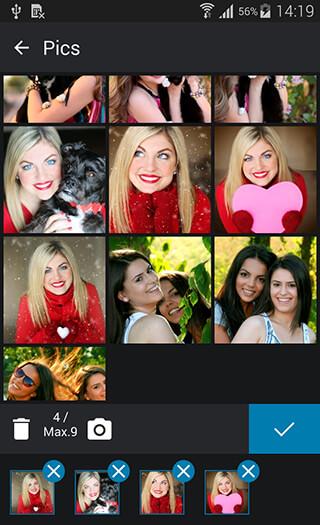 Photo Editor Collage MAX скриншот 4
