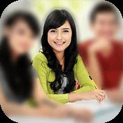 Blur Image Background иконка