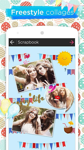 Photo Collage Editor and Collage Maker: Quick Grid скриншот 4