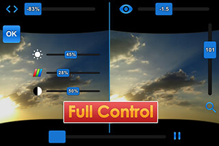 VaR's VR Video Player скриншот 2