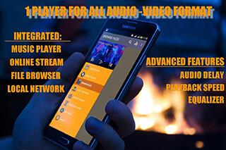 All Format Video Player HD скриншот 1