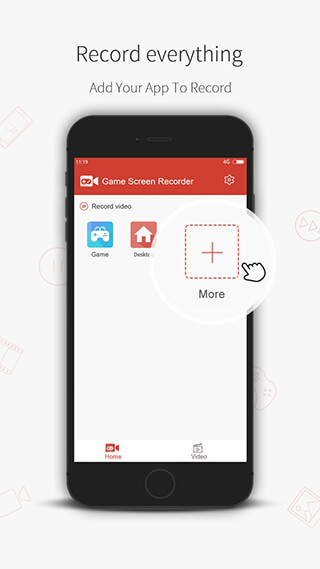 Game Screen Recorder скриншот 2