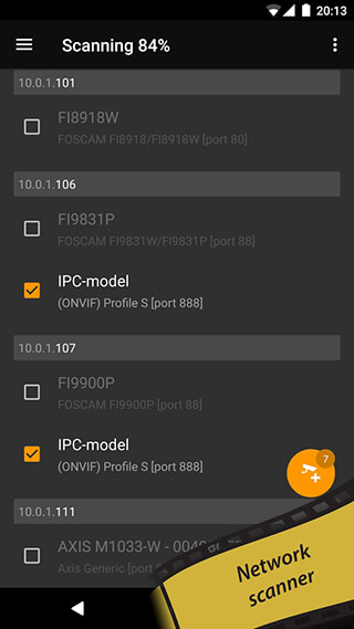 tinyCam Monitor FREE скриншот 4