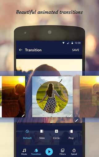Photo Video Editor скриншот 1