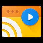 Web Video Cast, Browser to TV: Chromecast/DLNA/+ иконка