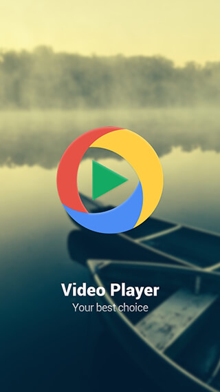 Video Player скриншот 1